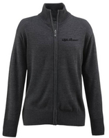 Alfa Romeo<br />Men's Full Zip Alpine Sweater