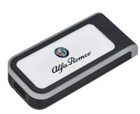 Alfa Romeo<br />UL Certified Light Up Power Bank 4400 mAh