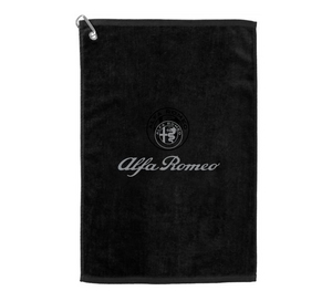 Alfa Romeo<br />Golf Towel